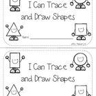 Students use this book to practice tracing and drawing the 2D shapes.  Circle, square, triangle, rectangle included.  Can be used as a whole class ...