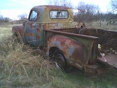 ~1950 Chevy Rust