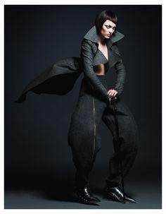 Naty Chabanenko: French Revue de Modes, issue 19