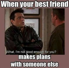 These friendship memes will be related to you so we suggest you to tag your mates and share these memes with your friends to make them feel special. Here are 24 Relatable Memes best friends Funny Best Friend Memes, Crazy Funny Memes, Really Funny Memes, Funny Relatable Memes, Funny Jokes, Funny Stuff, Memes Humor, Humor Videos, Serie Friends