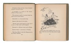 More Boners - scarce 1931 humor book with early Dr. Seuss illustrations
