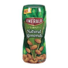 I'm learning all about Emerald Simply Natural Almonds at @Influenster!