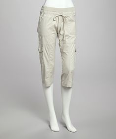 Putty Sullivan Organic Capri Pants