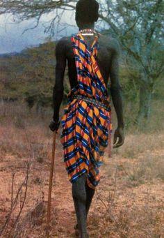 Maasai!
