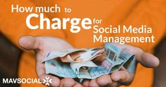 Getting your pricing right for Social Media Management can be challenging. Find out what you should be charging for your social media services. Marketing Communications, Influencer Marketing, Team Schedule, Create Invoice, Social Media Services, Online Income, Take The First Step, How To Get Rich, Online Work