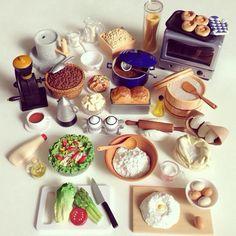 Ready to cook with @oraneemohyadee_faiiz