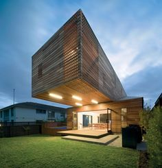 Trojan House by Jackson Clements Burrows