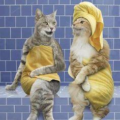 U Wanna Bath With Me....!