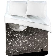 DENY Designs Home Accessories | Shannon Clark Love Under The Stars Duvet Cover