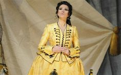 Angela Gheorghiu as Adriana Lecouvreur