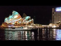 Vivid LIVE 2012: URBANSCREEN Light Sydney Opera House - YouTube