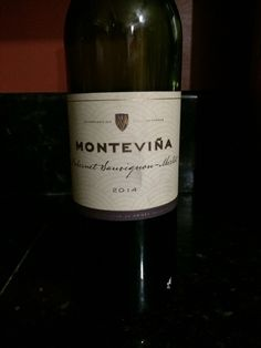 Monteviña Cabernet sauvignon- Merlot