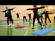 Senioren & XXL Gymnastik 17: Seniorengymnastik mit Birgit // 60 Minuten - YouTube