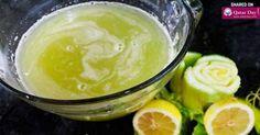 Lemon and celery diabetes cure
