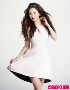 Seohyun for cosmopolitan magazine