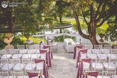 Creative wedding planner in Hungary.