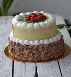 A i da vam pokažem torticu