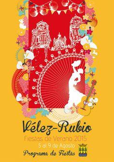#Fiestas #VelezRubio #LosVélez #Party #Verano #Andalucia