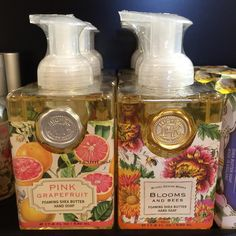 Moms, Grammies, sisters, daughters, aunties, wifeys and all the lovely ladies in your lives would love this pretty duo of soap and lotion! Oh! And don't forget your Mother in-law! #mothersday #wifey Heritage Gift Shop, 801.582.1847