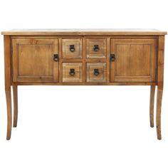 Safavieh Hertford Storage Cabinet/ Side Board - Overstock™ Shopping - Big Discounts on Safavieh Buffets