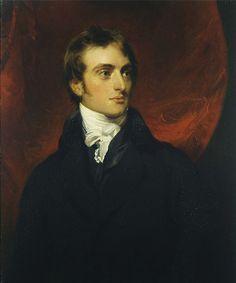 Sir Codrington Edmund Carrington (1769-1849), 1801, by Thomas Lawrence