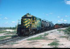 RailPictures.Net Photo: MKT 98 Missouri, Kansas & Texas Railroad (Katy) EMD GP7 at Denison, Texas by David Hawkins