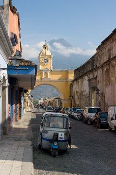 Antigua Guatemala    Guatemala