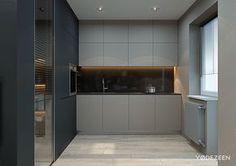 Небольшая квартира в Киеве от Yo Dezeen - Дизайн интерьеров   Идеи вашего дома   Lodgers