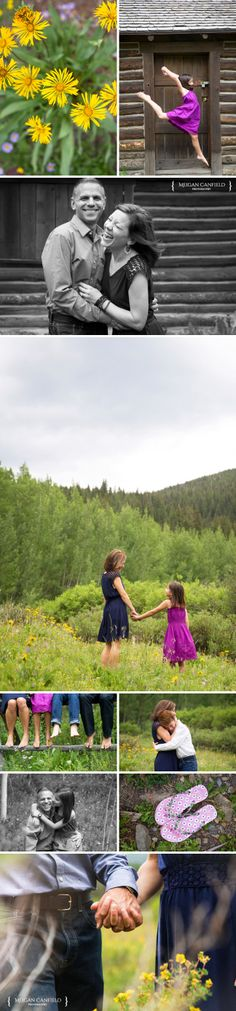 Summertime Family Loving {Breckenridge Family Portraiture} | Meigan Canfield Photography