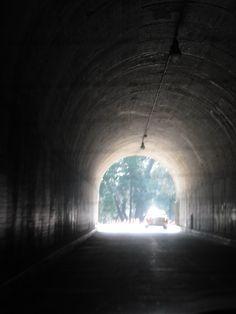background, tunnel, life change