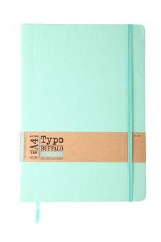 buffalo journal A4, BLUE