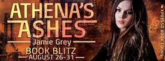 Blitz-wide giveaway --Paperback of Star Thief Chronicles book 1 & 2 + ebook of the novella --25$ Amazon Gift Card --Athena's Ashes postcards and tote bag  Open internationally; ends Sept 9th