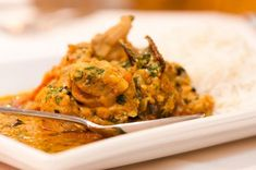 """At Nilgiri's, owner and chef Ajoy Joshi leads his diners into an ethnic Indian culinary journey for in his own words he is """"on a mission to dispel the myth that Indian food is no more than """"curry in a hurry"""". He enjoys taking his diners through the nuances of Indian cooking,"""