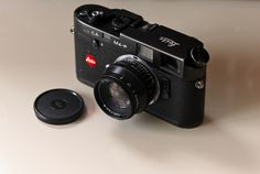Leica M4-P With 50mm f2 Jupiter-8 Lens