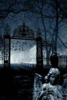 Gothic magic.