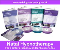 Natal Hypnotherapy has helped over 100,000 women have a more positive birth experience. Recommended by over 3,000 midwives we are on a mission to change the fear that surrounds pregnancy and birth.    To shop our full range click here: http://www.natalhypnotherapy.co.uk/