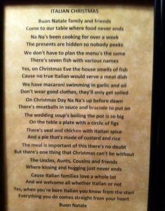 Italian Christmas poem/ To Everett Lorenzo Italian Christmas Traditions, Italian Traditions, Merry Christmas Italian, Its Christmas Eve, Christmas Poems, Christmas Things, Life In Italian, Italian Baby, Italian Style