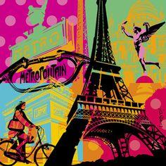 @lobopopart Pop Art | Lobo #Paris #popart #art