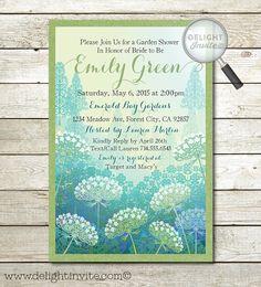 Vintage Garden Floral Bridal Shower Invitations by DelightInvite #vintagebridalshower, #bridalshowerinvitations, #bridalshower, #bridalinvitations, #vintagebride