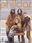 Phildar nr 40 kindercollectie 4 - 16 jaar (op=op). 35 jongens- en meisjesmodellen om zelf te maken voor de herfst en winter. - € 5,30