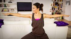 Yoga Anfänger Workout: Schlanke Beine mit den Stehhaltungen!