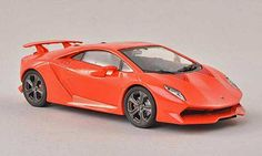 Whitebox 1:43 Lamborghini Sesto Diecast Model Car WHI054 This Lamborghini Sesto Elemento (2010) Diecast Model Car is Orange and has working wheels and also comes in a display case. It is made by Whitebox and is 1:43 scale (approx. 9cm / 3.5in long). First shown at the 2010 Paris Motor Show, only 20 examples of this car have been made. #Whitebox #ModelCar #Lamborghini Lamborghini Models, Lamborghini Sesto, Sesto Elemento, Diecast Model Cars, Display Case, Scale, Wheels, Paris, Orange