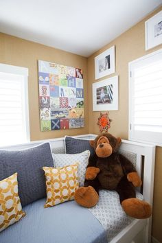 My Son's Toddler Transitional Room | Project Nursery