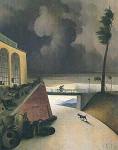 Franz SedlacekGewitterlandschaft, 1936