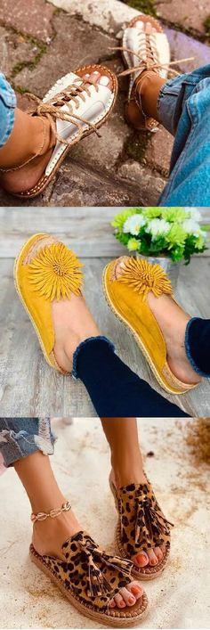 Unique Shoes, Cute Shoes, Me Too Shoes, Leopard Sandals, Shoes Sandals, Heels, Shoe Pie, Curvy Women Outfits, Beach Wedding Sandals