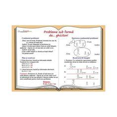 Probleme sub forma de ghicitori - Materiale Didactice si Mobilier scolar Bullet Journal