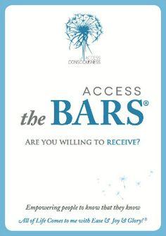 BARS DVD + LAMINATED BARS CHART (NTSC version) with Gary M. Douglas - The Access Shop | The Access Shop