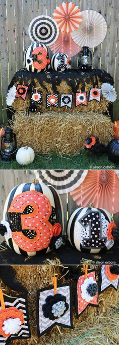 Cutest Halloween Candy Corn Party Ideas - Halloween Party Food Ideas - halloween party ideas decorations