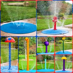 Great Find This Pin And More On Portable Splash Pad   Instant Splash Pad.