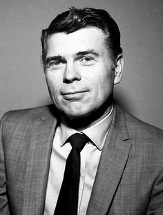 """Barry Nelson, first actor to play James Bond on screen, in a 1954 adaptation of Ian Fleming's novel 'Casino Royale' on the TV anthology series Climax! (8 years before Sean Connery). This was considered a pilot for a possible 007 TV series, though it's not known if Nelson intended to continue playing the character. """"At that time, no one had ever heard of James Bond.. wondering how to play it. I hadn't read the book or anything like that because it wasn't well known."""" —Nelson in a 2004…"""